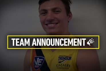 Coen Hutt in for debut game