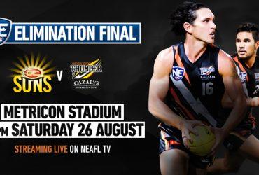 2017 Elimination Final match preview