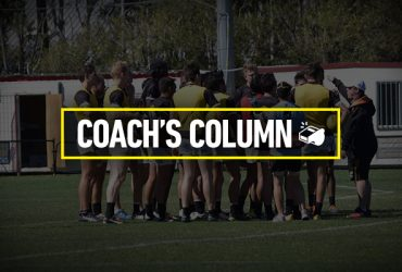 Elimination Final Coach's Column