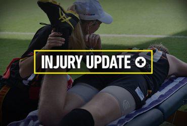 Round 19 injury update