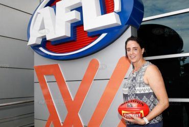 Nicole Livingstone, OAM and AFL's Head of Women's Football