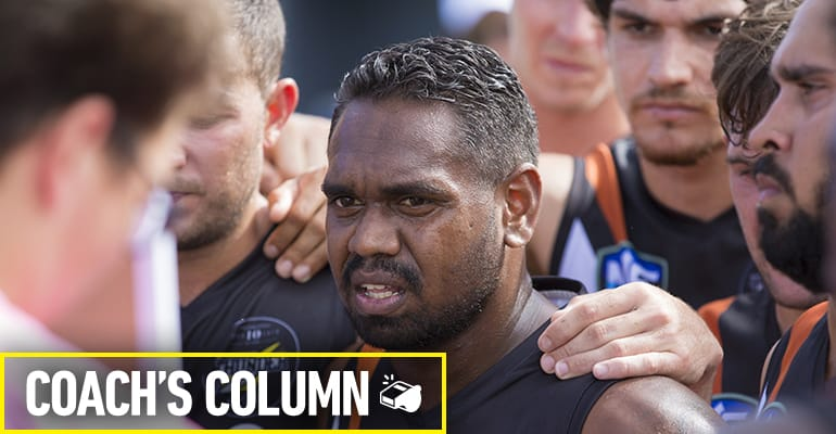 NEAFL Coach's Column Rd 6 2018