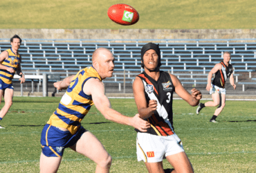 Ben Rioli against Sydney Uni