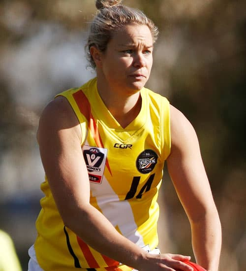 Courtney Cramey headshot