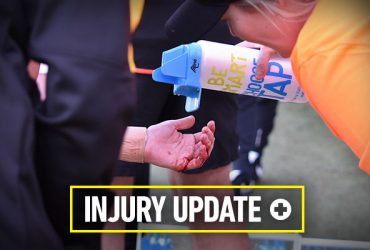 2018 injury update cover image