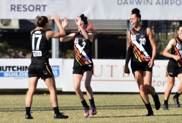 Round 3 victory at home VFLW