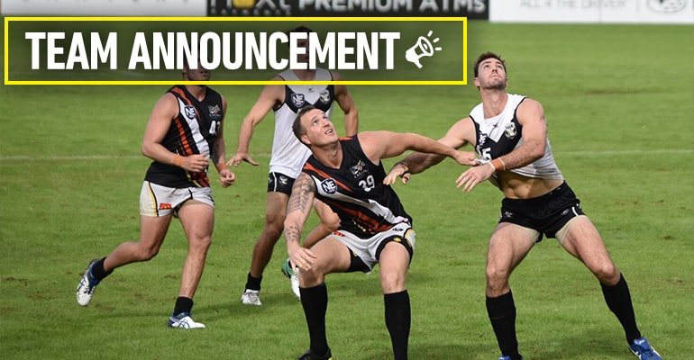 Round 6 2018 NEAFL team