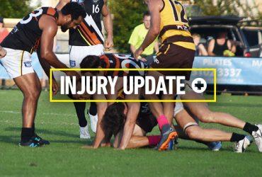 2018 Men's Rd 11 injury update image