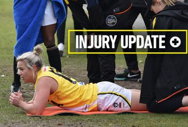 NEAFL Rd 12 & VFL W Rd 7 injury update