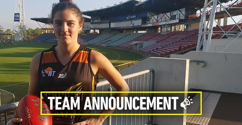 Round 6 team announcement VFLW