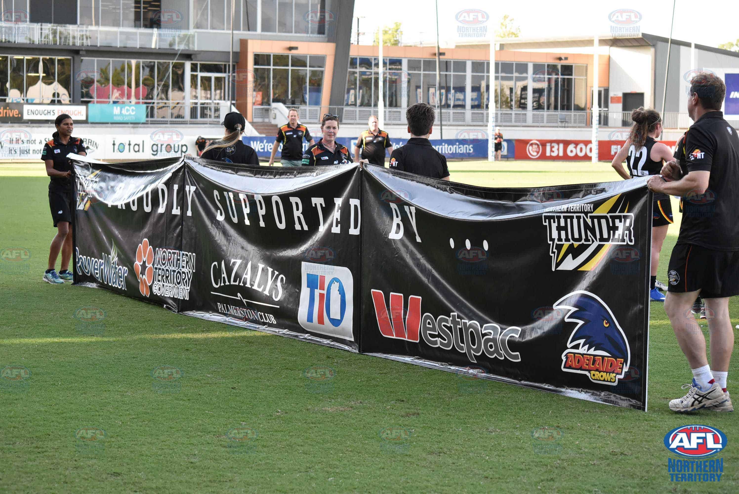 ThunderW sponsorship banner
