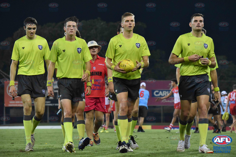 NEAFL umpires