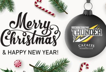 Merry Christmas from NT Thunder