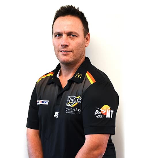 Darren Reeves