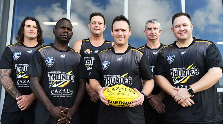 2019 NEAFL coaches