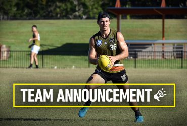 Ben Taylor will debut in Round 4