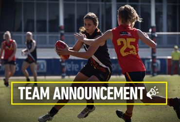 Danielle Ponter will debut for the senior Thunder team