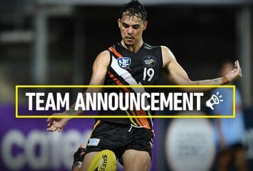 Braedon McLean is one of four inclusions to face Aspley