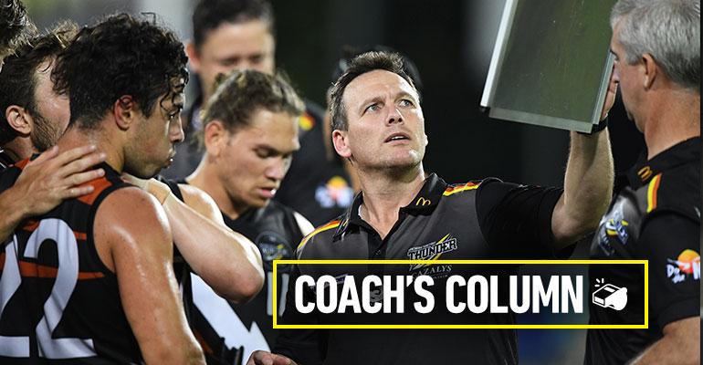 Coach's Column Round 15