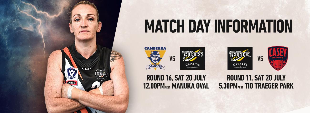 Match Day Information_Round 16