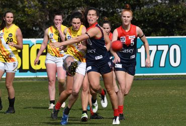 VFL Women's Archives » NT Thunder