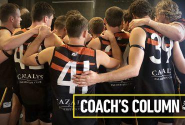 Coach Column Round 20